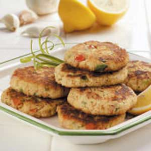 Easy Crab Cake Recipe